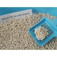 Biodegradable unscented Natural Tofu Cat Litter Wholesale Price