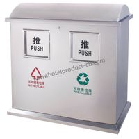 high quality outdoor trash can