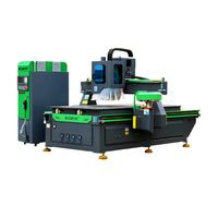 Made in China CNC Router 1325D machine for woodworking,door panels with Syntec control system thumbnail image