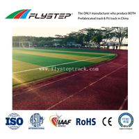 All Weather Use, Anti-ski PU Synthetic Running Track Manufacturer of Sprayed-coat/Full-PU/sandwich