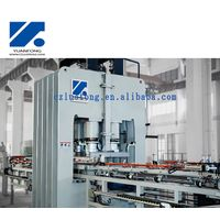 melamine press machine for MDF/HDF thumbnail image