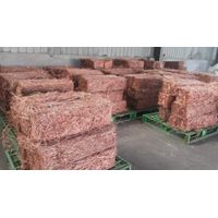 High purity metal scrap copper wire scrap