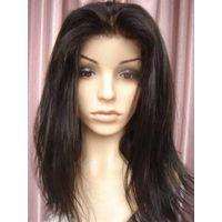 bleached knots kosher wig