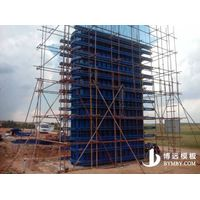 pier formwork, pier cap moulds, pierstud template construction