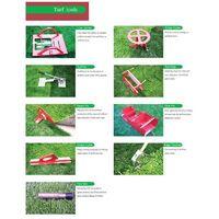 Turf  tools