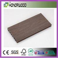 decorative garden fencing garden co-extrusion wpc decking floor / solar floor tile / heated floor