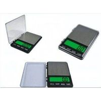 BDS notebook jewellery scale 1108-2