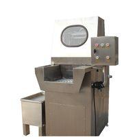 Manual and automatic fish saline injection machine