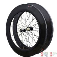 full carbon wheel tubular 88mm 700c
