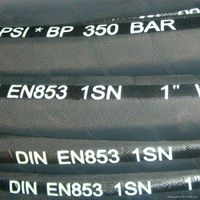 Rubber Tube with High Pressure EN853 1SN