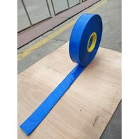 BLUE PVC LAYFLAT HOSE - WATER DISCHARGE PUMP / IRRIGATION / ALL SIZES & LENGTHS thumbnail image