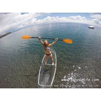 Funny Polycarbonate Kayak with ISO Certificate