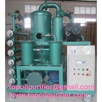 ZYD double-stage vacuum insulating oil purifier