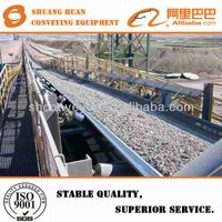 hot sale used rubber belt conveyor for mine