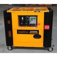 5KVA/5KW New Silent Type Diesel Generator