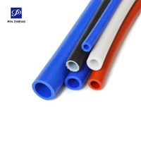 high performance low pressure silicone tube flexible radiator hoses