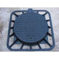 Ductile Iron D400 Manhole Cover