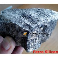 Factory High carbon 75% Ferro Silicon Briquette and granule, FeSi alloy, FeSi slag made in China