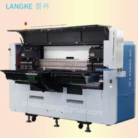 SMD online led chip mounter placement machine thumbnail image