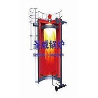 Oil fired thermal oil heater