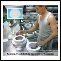 Natural Pottery Plaster Supplier Jingmen Jinjiu Gypsum Powder Co., Ltd