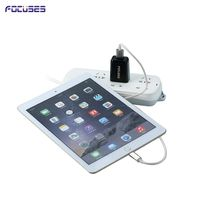 FOCUSES 5V 2A(10W) Universal All in One International Outlet Travel Adapter with USB Charger for US, thumbnail image