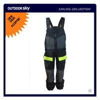 Offshore Sailing trousers, Bib Pants Foul weather Gear, Fishing Rainwear