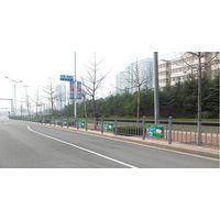 creative lantern fence fence/barrier