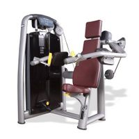 Delt machine exercise machine for arm and shoulder muscles