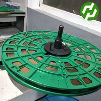 load-bearing reel Metal stamping reel wholesale customizable LOGO connector stamping durable disc