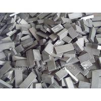 customizable diamond segment for cutting sandstone basalt diamond saw blade cutting block
