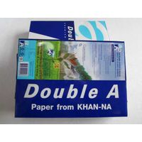 Double A Copy Paper: A4 Copy Paper Manufacturers & Suppliers 80gsm 75gsm 70gsm 90gsm thumbnail image