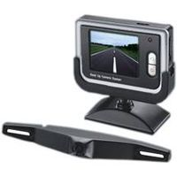 Wireless car rear view camera system