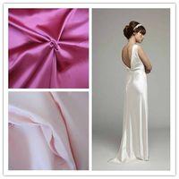 100% silk duchess satin fabric