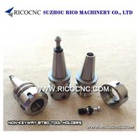 BT30 Tool Holders NBT30 ER32 60L Collet Chuck with Pull Stud and Collet Nut thumbnail image