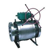 Anti sulfar fix ball valve