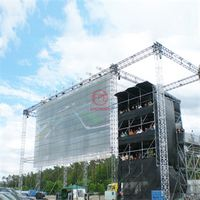 TUV cheap aluminum stage truss roof for event planner thumbnail image