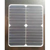 13.5W solar panel