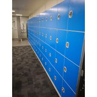 hospital plastic ABS locker