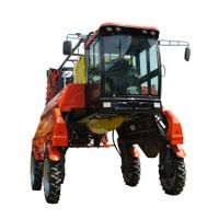 High clearance self propelled type booms sprayer 3WP-2000