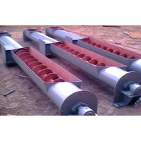 helical screw conveyor