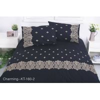 Embroidery cotton Bedding Set
