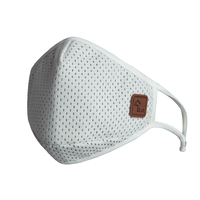 [Breathing House] Easy to breathe, washable nano filter antibacterial cotton mask (for Summer)