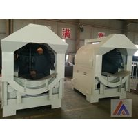 Rainfall Sander in the shell romm system / investment casting line