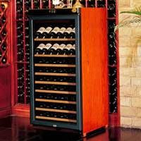 wooden cabinet, restaurant furniture, chest cabinet, wine cabinet, compressor wine cabinet, compress thumbnail image