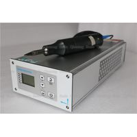30Khz Ultrasonic Portable Non-woven Fabric Cutting and Sealing Knife with Digital Generator thumbnail image