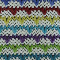 Crochet PP Raffia Fabric For Hat