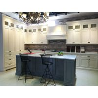 DCR Solid Wood Kitchen Cabinet for Australia Family
