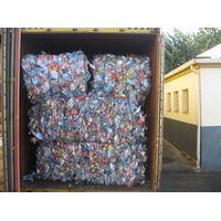 100% pet bottles scraps