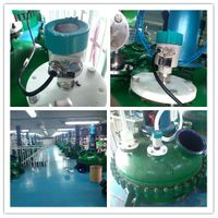 RS485 Radar dectors 4-20mA HART protocol level transmitter in process vessels